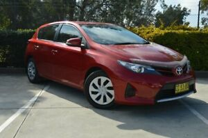 2014 Toyota Corolla ZRE182R Ascent S-CVT White 7 Speed Constant Variable Hatchback Maitland Maitland Area Preview