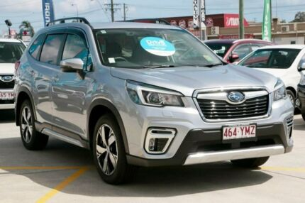 2019 Subaru Forester S5 MY19 2.5i-S CVT AWD Silver 7 Speed Constant Variable Wagon Capalaba Brisbane South East Preview