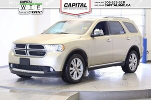 2012 Dodge Durango Crew Plus 4WD *DVD Player - Leather/Heated Se