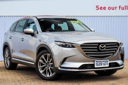 2018 Mazda CX-9 TC GT SKYACTIV-Drive i-ACTIV AWD Silver 6 Speed Sports Automatic Wagon Morley Bayswater Area Preview