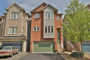 "Detached house for rent across Appleby Go Station"" in Burlington"