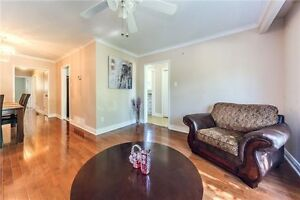 Beautiful 3+1 B/R, 2 Kit Semi With S/Ent at Mcbride/Erindale Sta