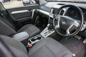 2012 Holden Captiva CG Series II 7 SX Black 6 Speed Sports Automatic Wagon Lake Wendouree Ballarat City Preview