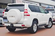 2015 Toyota Landcruiser Prado KDJ150R MY14 GXL White 6 Speed Manual Wagon Wangara Wanneroo Area Preview