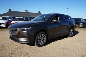 2018 Mazda CX-9 AWD GS Leather Heated Seats, Rain Sense, Power L
