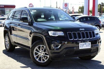 2013 Jeep Grand Cherokee WK MY2014 Laredo Black Forest 8 Speed Sports Automatic Wagon