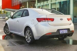 2013 Kia Cerato TD MY13 Koup Silver Sports Automatic Coupe Wangara Wanneroo Area Preview