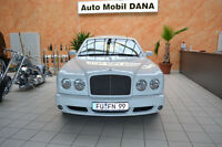 Bentley Arnage T/ Neue Service bei 13500 Km