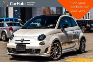 2017 FIAT 500c Abarth |Pop.EqpmtPkg|2Dr|Nav|Beats|Leather|HeatFr
