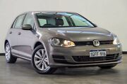 2017 Volkswagen Golf VII MY17 92TSI DSG Comfortline Grey 7 Speed Sports Automatic Dual Clutch Myaree Melville Area Preview