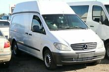 2007 Mercedes-Benz Vito  As Shown In Picture Manual Van Dandenong Greater Dandenong Preview