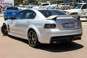 2008 Holden Special Vehicles GTS E Series MY09 Silver 6 Speed Sports Automatic Sedan Perth Perth City Area Preview