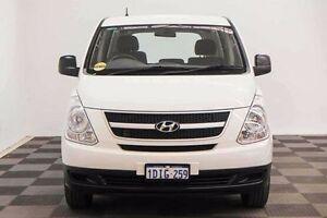 2009 Hyundai iLOAD TQ-V White 5 Speed Manual Van Edgewater Joondalup Area Preview