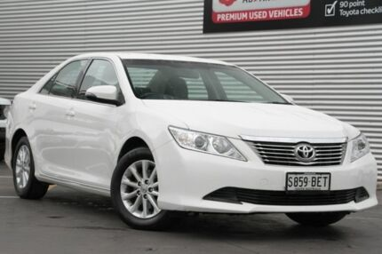 2014 Toyota Aurion GSV50R AT-X Diamond White 6 Speed Sports Automatic Sedan Adelaide CBD Adelaide City Preview