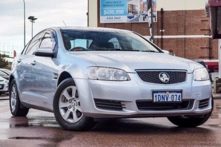 2010 Holden Commodore VE II Omega Silver 6 Speed Sports Automatic Sedan Fremantle Fremantle Area Preview