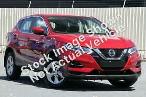 2018 Nissan Qashqai J11 Series 2 ST X-tronic Red 1 Speed Constant Variable Wagon Maddington Gosnells Area Preview