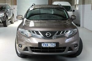 2012 Nissan Murano Z51 Series 3 Bronze Constant Variable Wagon Knoxfield Knox Area Preview