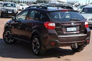 2012 Subaru XV G4X MY12 2.0i Lineartronic AWD Purple 6 Speed Constant Variable Wagon