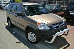2004 Honda CR-V Bronze 4 Speed Automatic Wagon East Rockingham Rockingham Area Preview