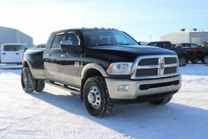 2013 Ram 3500 Laramie Longhorn