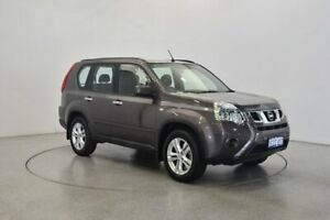 2012 Nissan X-Trail T31 Series IV ST 2WD Precision Grey 1 Speed Constant Variable Wagon