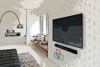 Professional TV Wall Mounting by iMountTV