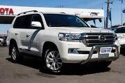 2016 Toyota Landcruiser VDJ200R Sahara Crystal Pearl 6 Speed Sports Automatic Wagon Osborne Park Stirling Area Preview