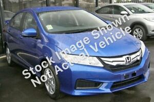 2015 Honda City GM MY16 Limited Edition Blue 1 Speed Constant Variable Sedan Ashmore Gold Coast City Preview