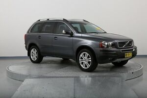 2006 Volvo XC90 P28 MY07 V8 Grey 6 Speed Sports Automatic Wagon Old Guildford Fairfield Area Preview