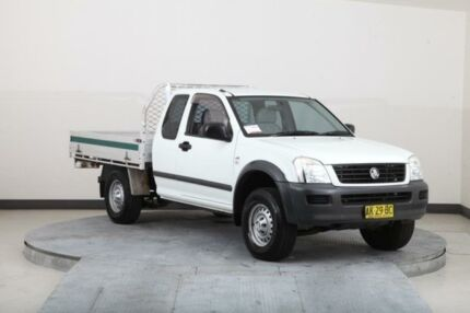 2006 Holden Rodeo RA MY06 Upgrade LX White 5 Speed Manual Spacecab Smithfield Parramatta Area Preview