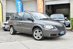 2004 Chrysler Grand Voyager RG 4th Gen MY05 Limited 4 Speed Automatic Wagon