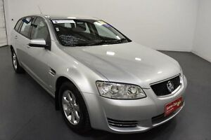 2013 Holden Commodore VE II MY12.5 Z-Series Silver 6 Speed Automatic Sportswagon Moorabbin Kingston Area Preview
