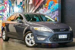 2013 Ford Mondeo MC Zetec PwrShift TDCi Grey 6 Speed Sports Automatic Dual Clutch Hatchback Northbridge Perth City Area Preview