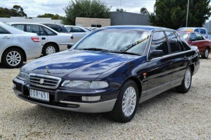 1997 Holden Statesman VS V6 Series 2 Black Automatic Sedan Sebastopol Ballarat City Preview