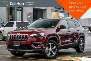 2019 Jeep Cherokee LIMITED 4x4 New Car|Tech.Pkgs|Luxury Pkg|Trai
