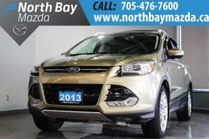 2013 Ford Escape Titanium Heated Front Seats + Power Driver Seat
