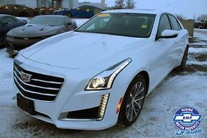 2016 Cadillac CTS Sedan Luxury Collection AWD