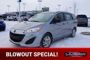 2014 Mazda Mazda5 GS AUTOMATIC 3rd Row,  A/C,