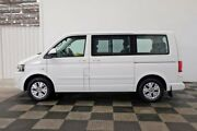 2014 Volkswagen Multivan T5 MY14 TDI340 DSG Comfortline White 7 Speed Sports Automatic Dual Clutch Seven Hills Blacktown Area Preview