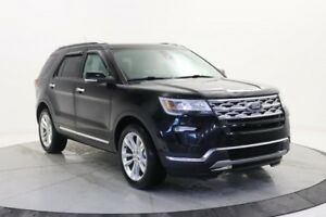 2018 Ford Explorer Limited 4WD - Leather, Remote Start