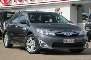 2014 Toyota Camry AVV50R Hybrid HL Graphite 1 Speed Constant Variable Sedan Hybrid Woolloongabba Brisbane South West Preview