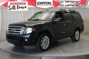2013 Ford Expedition Limited 4WD*Sunroof*NAV*Leather*
