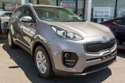 2017 Kia Sportage QL MY17 Si 2WD Mineral Silver 6 Speed Sports Automatic Wagon Ormiston Redland Area Preview