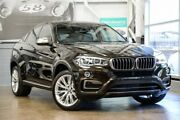 2015 BMW X6 F16 xDrive30d Coupe Steptronic One Off - Gold 8 Speed Sports Automatic Wagon Albion Brisbane North East Preview
