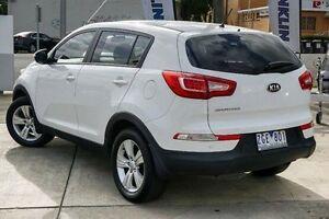2012 Kia Sportage SL MY13 SI White 6 Speed Sports Automatic Wagon Lake Wendouree Ballarat City Preview