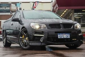 2014 Holden Special Vehicles Maloo GEN-F MY15 GTS Black 6 Speed Manual Utility Fremantle Fremantle Area Preview