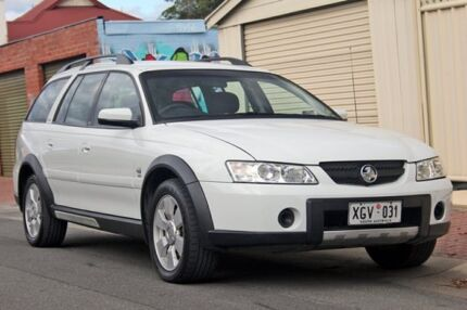 2004 Holden Adventra VY II CX8 White 4 Speed Automatic Wagon Glenelg East Holdfast Bay Preview