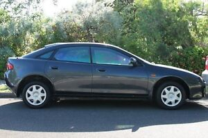 1998 Mazda 323 Astina Charcoal 4 Speed Automatic Hatchback Briar Hill Banyule Area Preview