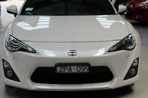 2013 Toyota 86 ZN6 GTS White 6 Speed Sports Automatic Coupe Knoxfield Knox Area Preview
