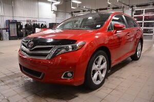 2015 Toyota Venza LIMITED V6 AWD Accident Free,  Navigation (GPS